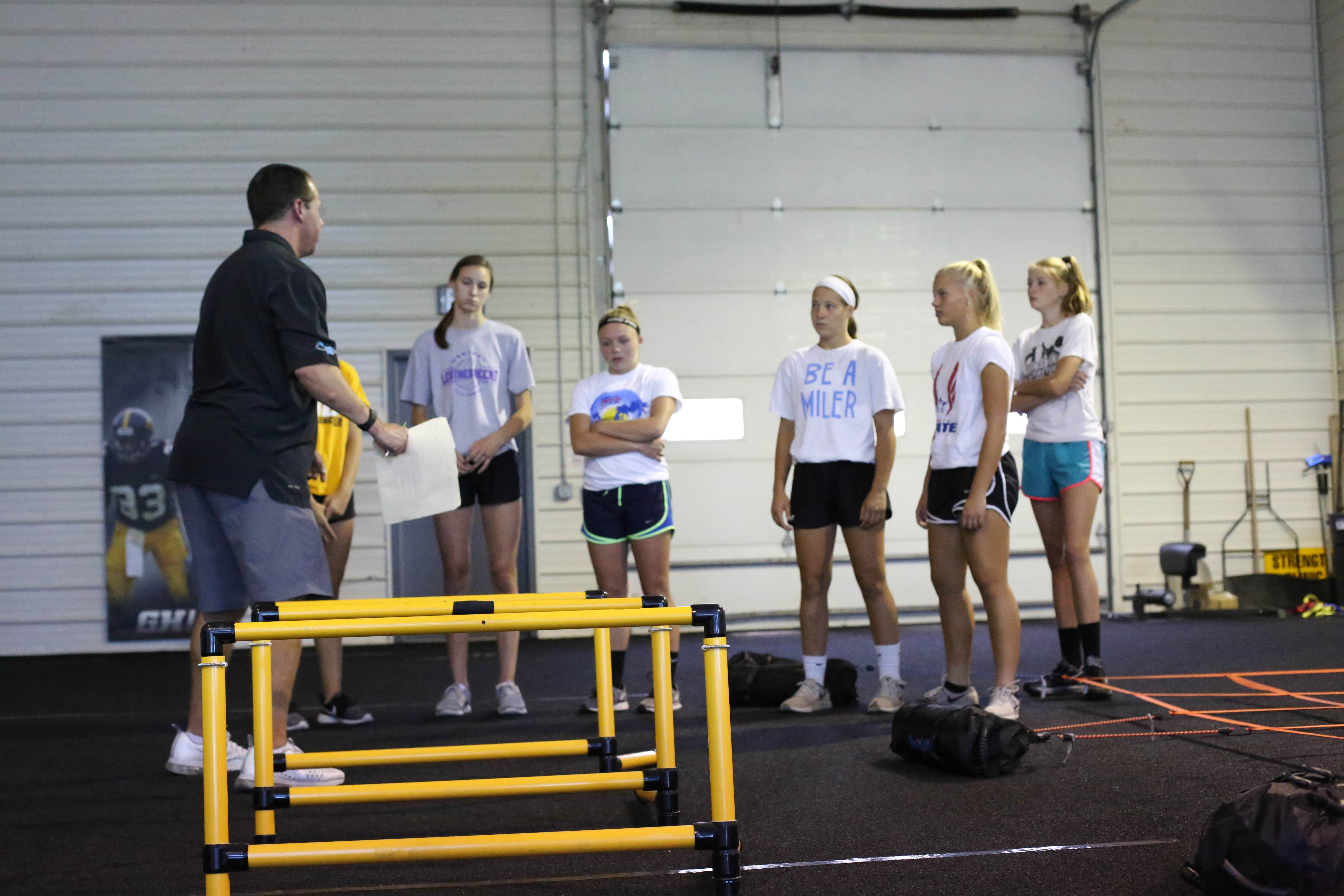 The Importance of Eccentric Strength and Landing Mechanics for Volleyball Athletes